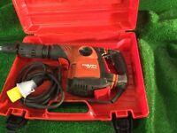 Hilti TE 300 AVR Descaler / Needle Gun 110v