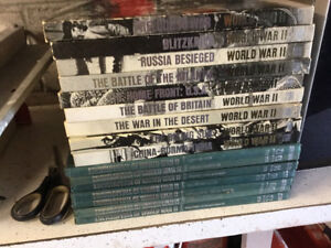 World War Two history books