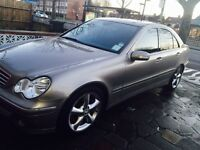 Mercedes Benz c class 220 cdi Avantgarde. (Not BMW, Audi Honda, Nissan or Toyota)