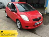 2007 Toyota Yaris ION HATCHBACK Petrol Manual
