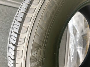 Michelin Latitude A/S tires GREAT SHAPE! P235/70R16 SET OF 4