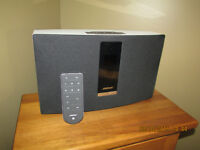 Système sans fil Bose SoundTouch 20 (wifi, Airplay)