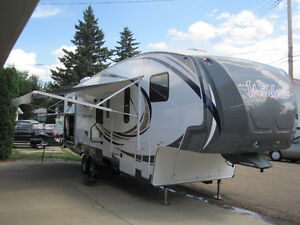 2013 Forest River Wildcat 312BHX Extralite