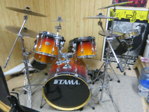 Sunburst Tama Rockstar Kit