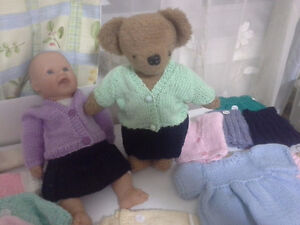 Doll clothes for 16 -18 inch dolls and teddies Belleville Belleville Area image 4