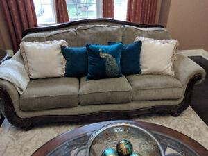 Ashley Martinsburg sofa