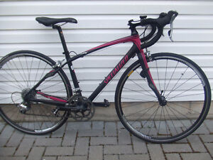 48cm Specialized Ruby Woman's Carbon Road Bike
