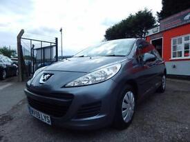 2009 Peugeot 207 1.4 S 3dr [AC] Low mileage,2 keys,12 months mot,Finance avai...