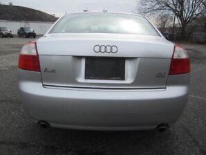 2004 Audi A4 3.0L Unfit