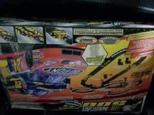 Slot cars set