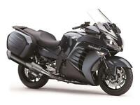 "Kawasaki GTR 1400 X Demonstrator ""65 Plate"" Low Mileage"