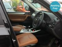 2015 BMW X3 xDrive20d SE 5dr Step Auto