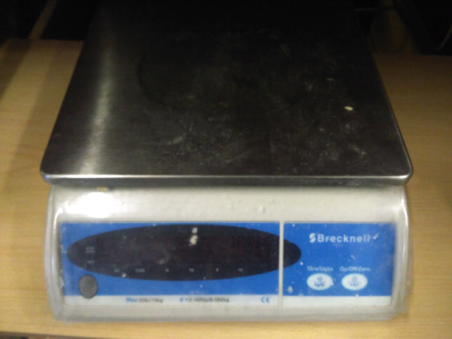 85aa1b8e400e Brecknell 405 catering scales | in Oban, Argyll and Bute | Gumtree