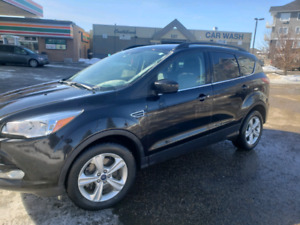 2014 FORD ESCAPE ECOBOOST AWD