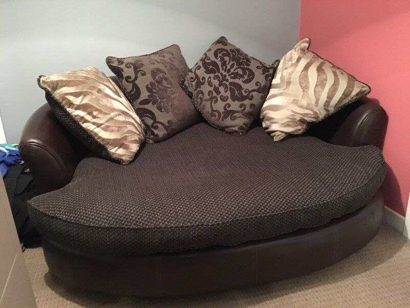 Cuddle Sofa & 2 Seater