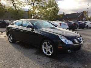 2008 MERCEDES-BENZ CLS-CLASS CLS550 * RWD * LEATHER * SUNROOF *  London Ontario image 8
