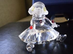 "Swarovski Crystal Figurine- "" Doll "" Kitchener / Waterloo Kitchener Area image 1"