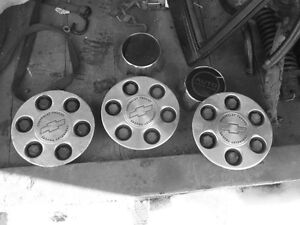 Chev center caps for late 80's chev truck