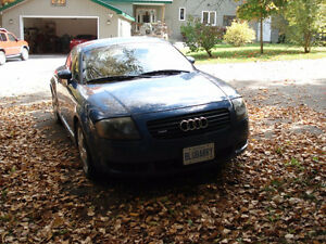 2001 Audi TT Quattro Coupe (2 door) Kawartha Lakes Peterborough Area image 3