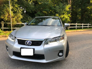 Lexus CT 2013  w/ Low Mileage, And In Excellent Conditions