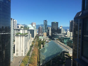 Downtown Vancouver Condo for Rent