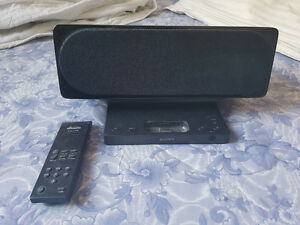 Sony SRSGU10iP 2-Channel Dock speaker for iPod and iPhone