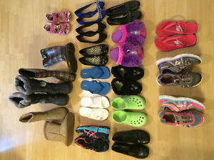 Ladies Footwear size 5 and 6