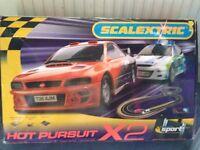 Scalextric hot pursuit