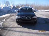 2010 BMW X5 VUS V8  4.8L M package