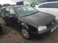Volkswagen Golf 1.9TDI PD 2006 BARGAIN
