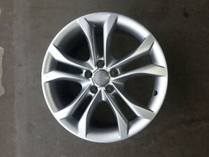 Oem audi alloy wheel