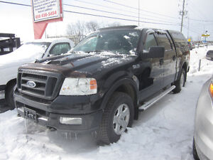 2004 Ford F-150 FX4 Camionnette