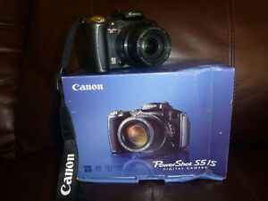 CANON POWERSHOT S5IS DIGITAL CAMAERA Kitchener / Waterloo Kitchener Area image 1