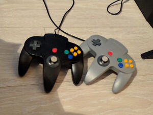USB Nintendo 64 controllers
