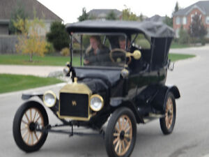 Anything Model T related wanted: