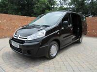 CITROEN DISPATCH 1000 L1 H1 SWB 125 BHP BLUETOOTH 3 SEATS