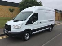 2015 Ford Transit 2.2 TDCi 350 L3H3 Panel Van RWD RWD 5dr Manual Panel Van