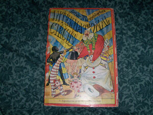 Vintage Circus Children's book London Ontario image 3