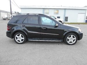 2008 Mercedes-Benz M-Class 550 4 Matic SUV, Crossover