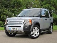 2007 Land Rover Discovery 3 2.7 TD V6 HSE SUV 5dr Diesel Automatic (270