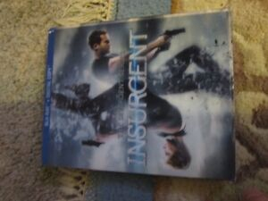 insurgent bluray+digital copy