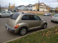 2004 Chrysler Pt Cruiser 150kms! New Tires $2600 Obo