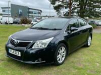 2011 Toyota Avensis 1.8 TR M-Drive S 4dr