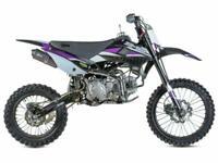 STOMP Z3 - 160 2020 PIT BIKE BRAND NEW MOTOCROSS BIKE