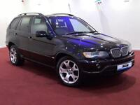 2003 BMW X5 4.4 i Sport Exclusive 5dr