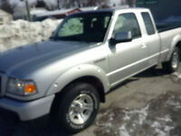 2008 Ford Ranger Sport Pickup Truck, Great Condition, No Rust