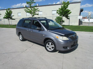 2005 Mazda MPV,  7 Passanger, Automatic, 3/Y warranty available