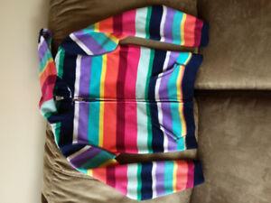 Fall / Back to School Old Navy Fleece Jacket Girl Size 10