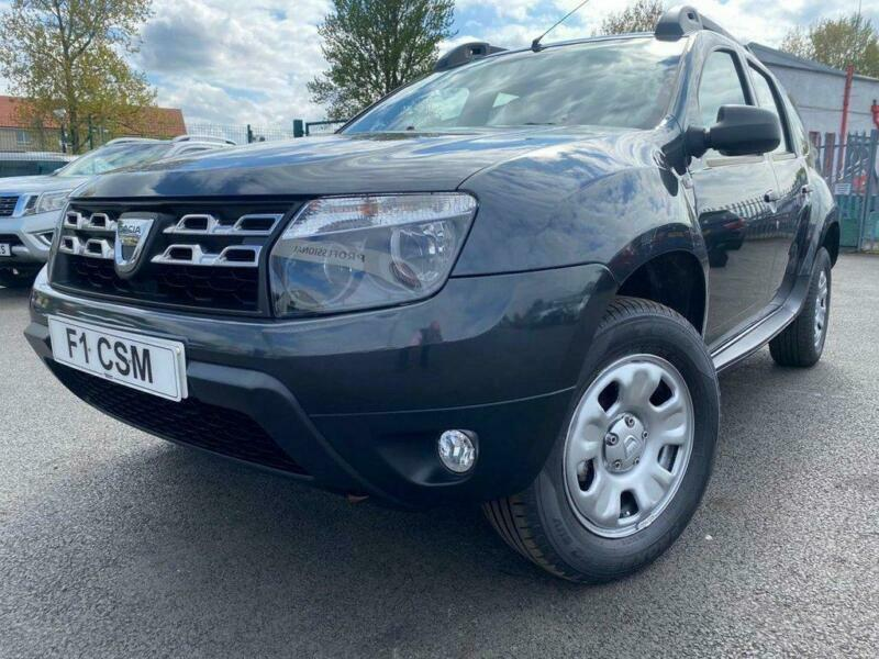 2016 Dacia Duster 1.5 AMBIANCE DCI 5d 109 BHP Hatchback Diesel Manual