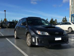 2012 Subaru WRX STi Sport-Tech Hatchback with new rebuilt engine
